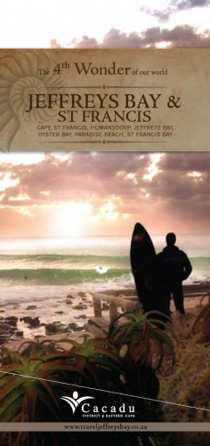 Jeffreys Bay Brochure